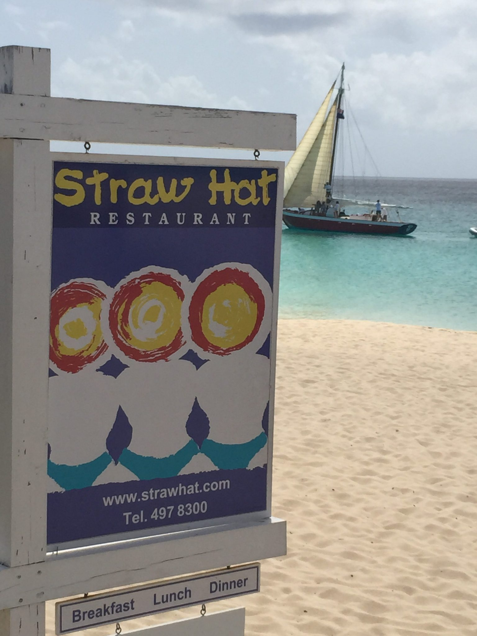 Straw Hat Restaurant