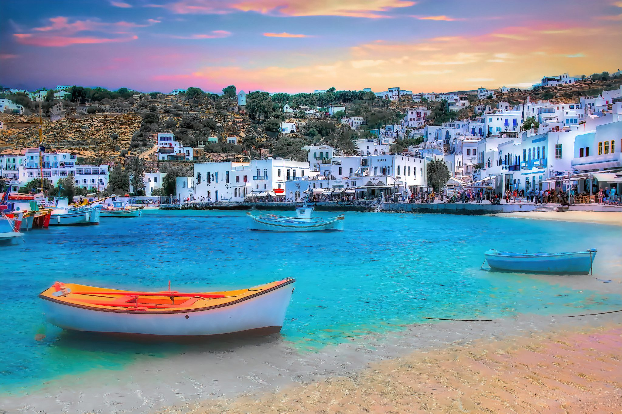 Beautiful picture of Mykonos Old Pot