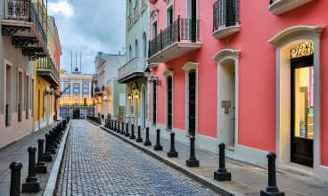 Explore and Stay in San Juan, Puerto Rico