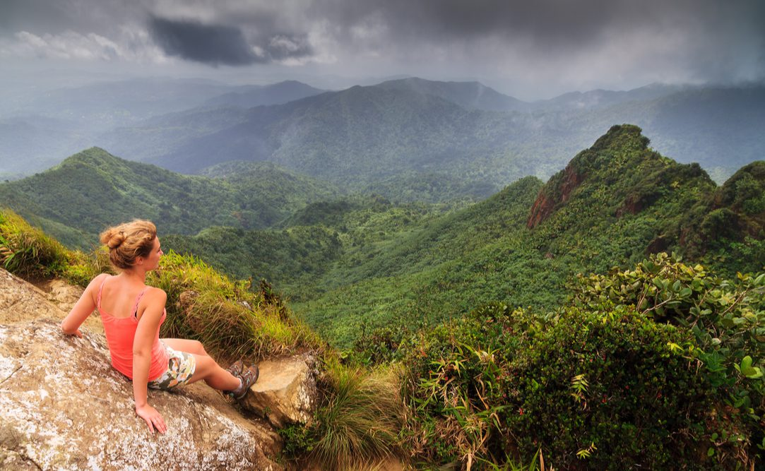 Rock Climbing, Caving and Ziplining Adventures in Puerto Rico