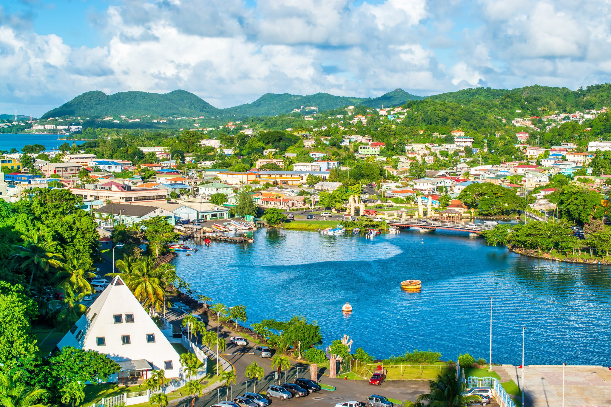 5 Places to Explore in Scenic St. Lucia